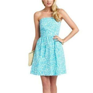 Lilly Pulitzer Chandie Party Favors Dress L